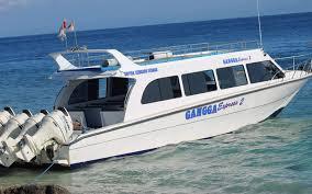 Speadboat Nusa Penida
